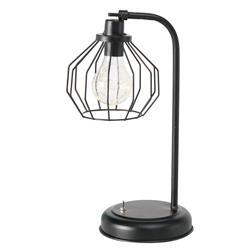 Geometryczna lampka LED Jasko wzór 2