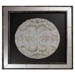 Obraz przestrzenny Stone Circle 90x90 cm