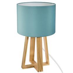 Lampka nocna Molu niebieska 34,5 cm
