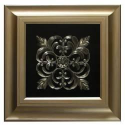 Obraz przestrzenny Noble Gold C 65x65 cm