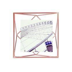Ramka na zdjęcia Prisma 10x10cm miedź