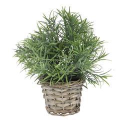Sztuczna roślina doniczkowa 28 cm wzór 5