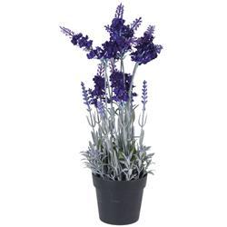 Sztuczna roślina Lawenda fioletowa
