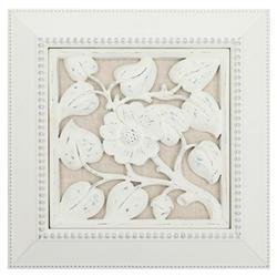 Obraz przestrzenny Flowers 46x46 cm
