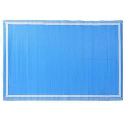 Mata podłogowa 120x180 cm niebieska