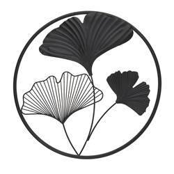 Dekoracja ścienna liście Ginkgo wzór 1