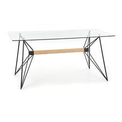 Stół Allegro ze szklanym blatem