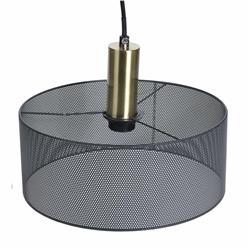 Lampa wisząca okrągła w stylu Loft (ref: HZ1600320)