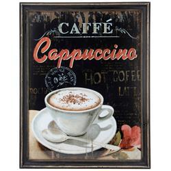 Obraz ścienny Cappuccino 65x51 cm retro