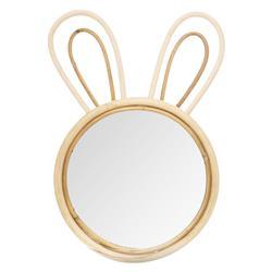 Okrągłe lustro ścienne Rabbit
