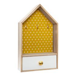 Skrzynka na klucze z szufladą wzór 2