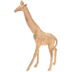 Figurka żyrafa złota 40 cm