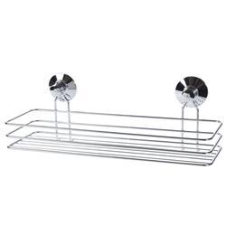 Półka łazienkowa prostokątna przyssawki