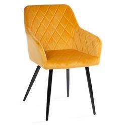 Krzesło Rico Black Orange