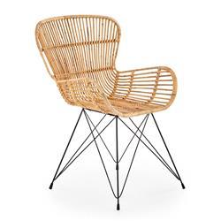 Krzesło rattanowe K335