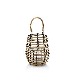 Lampion Lucie Black Wire 15 cm