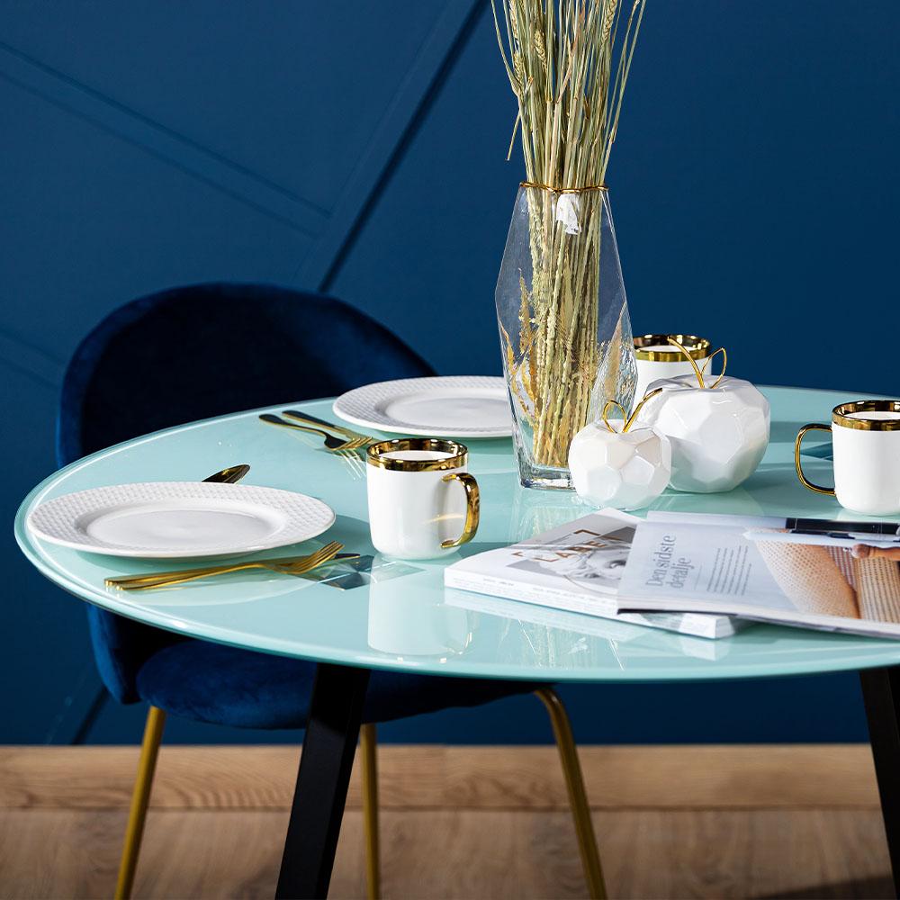 [#Blue&Glam] - Eleganckie dodatki.