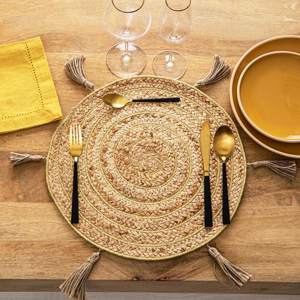 [#KuchenneBoho] - Zastawa stołowa